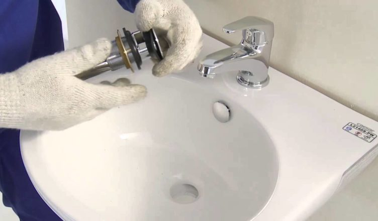 Cách thông tắc bồn rửa mặt
