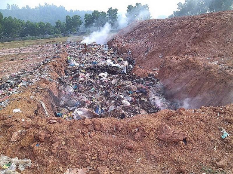 Phân hủy rác thải sinh hoạt