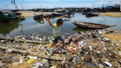 Tác hại rác thải sinh hoạt
