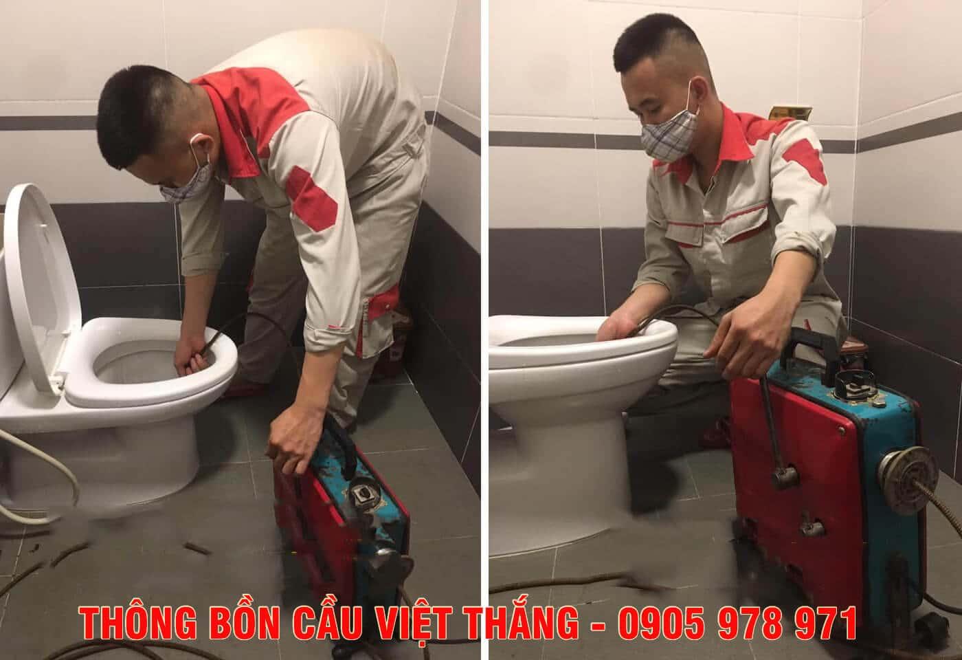 Thong tac bon cau Viet Thang
