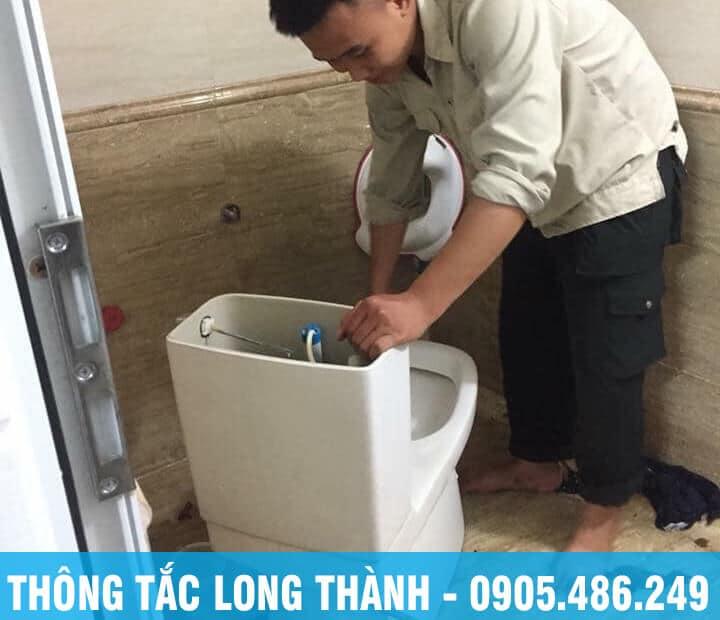 Dịch vụ thông tắc bồn cầu Đà Nẵng chuyên nghiệp